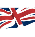 a union flag vector image