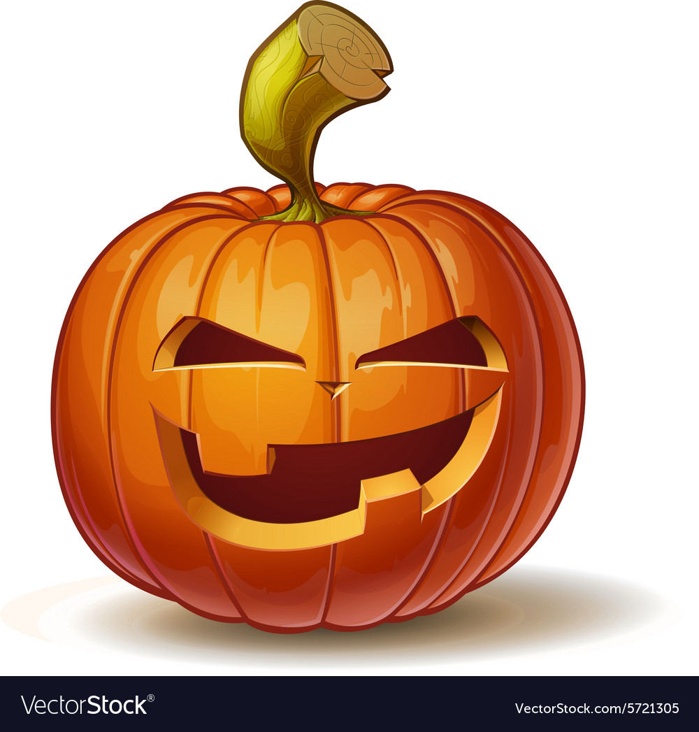 Pumpkins mean 1 vector