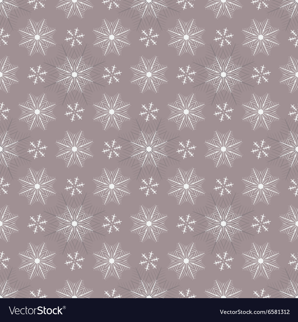 Seamless christmas pastel pattern vector