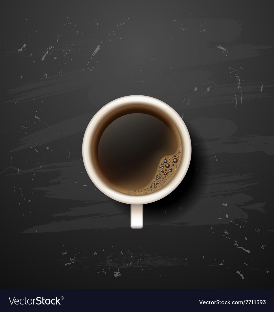 Cup of coffee 2 vector