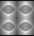 design seamless monochrome grid textured vector image