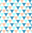 Italy Top Colors Background Triangle Polygon vector image