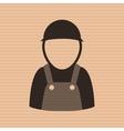Garage icon design vector image