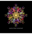 Mandala Ethnic decorative elements vector image