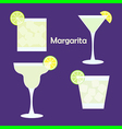 margarita vector image