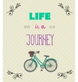 Typographic Background with Motivational Quotes vector image