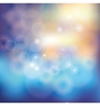 Abstract Blurred bokeh backgroundsColored vector image