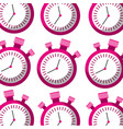 chronometer timer second countdown seamless vector image
