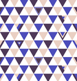 Japan Top Colors Background Triangle Polygon vector image