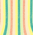Old pastel wooden curve board vector image