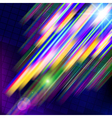Abstract background with light effect vector image