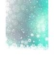 Blue Christmas Background EPS 8 vector image