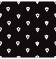 black and white security shields pattern eps10 vector image