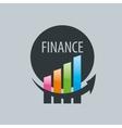 logo Finance vector image vector image