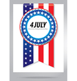 4th Julry vector image