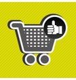 e-commerce icon design vector image