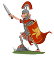 centurion vector image
