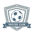 Soccer Club vector image