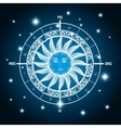 astrological signs of the zodiac vector image