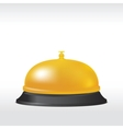 Service bell vector image
