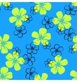 BigFlowers-03 vector image