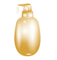 lotion vector image