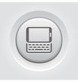 Mobile Accessories Icon vector image vector image