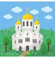 Orthodox Church vector image