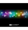 color gradient vector image vector image