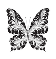 Butterfly of the ornament vector image vector image