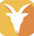 Goat Icon vector image