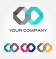 Logo design for your company vector image vector image