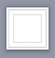 blank picture frame 2303 vector image