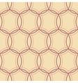 Retro textile pattern vector image