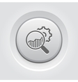 Market Research Icon vector image