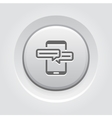 Mobile Conference Icon vector image
