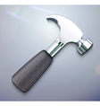 hammer icon vector image