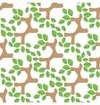 tree branch pattern vector image