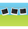 photo frame collection vector image