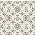 floral seamless wallpaper pattern vector image vector image