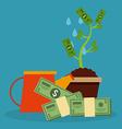 money concept vector image