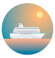 Ship Detailed vector image vector image