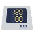 Medical digital tonometer vector image