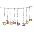 Phase Thank You vector image