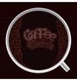 Favorite coffee vector image