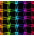 Vibrant abstract background vector image