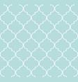 quatrefoil geometric seamless pattern vector image