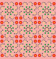seamless abstract background pattern design vector image
