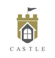 castlr logo vector image