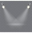 modern floodlight design vector image